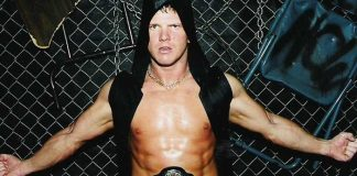 AJ Styles in NWA Wildside