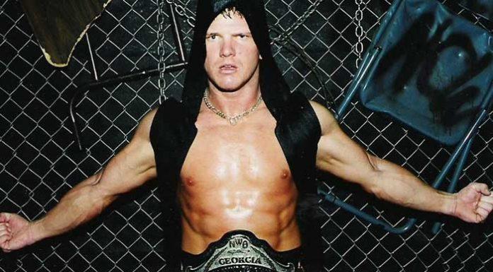 AJ Styles in NWA Wildside