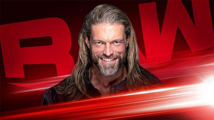 Edge returning to Raw
