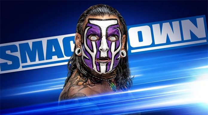 Jeff Hardy returning to SmackDown