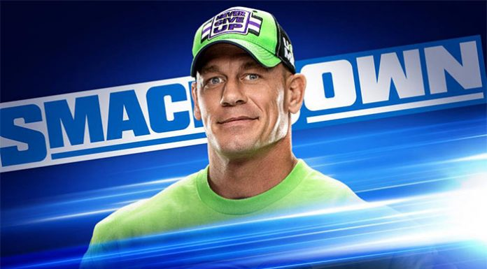 John Cena on SmackDown