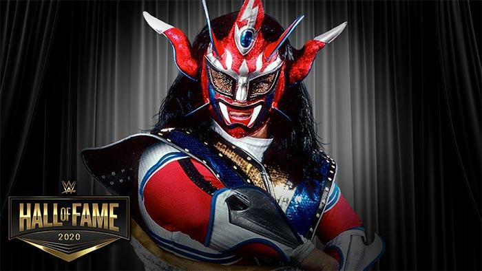 Jushin Thunder Liger joins WWE Hall of Fame