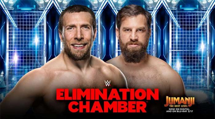 Updated Elimination Chamber card