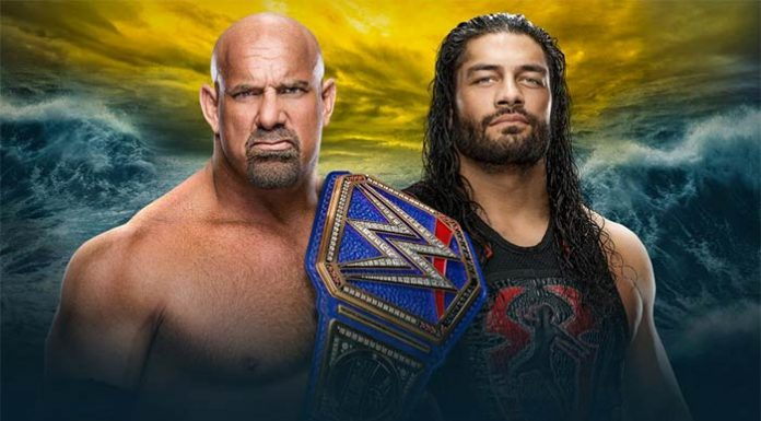 Roman Reigns out of WrestleMania