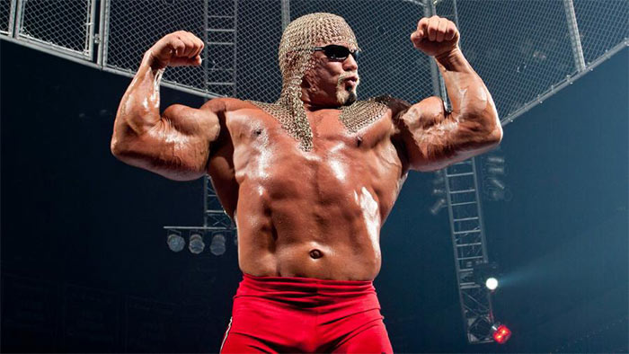 Scott Steiner rushed to the hospital