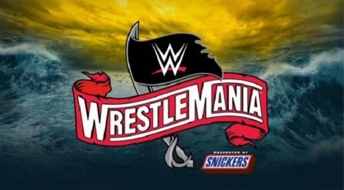 The Miz out of WrestleMania 36
