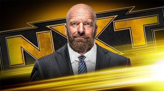 Triple H on WWE NXT