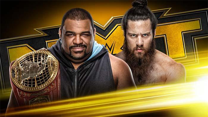 Upcoming NXT matches next week