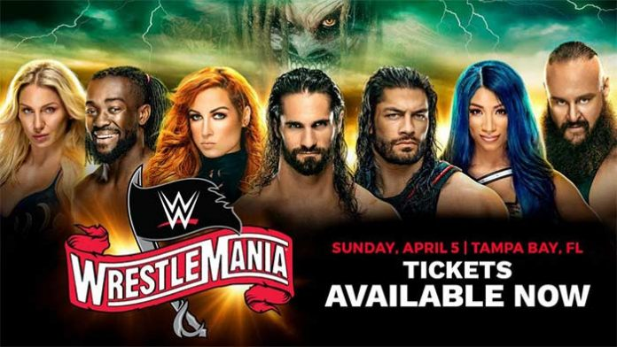 WrestleMania status update