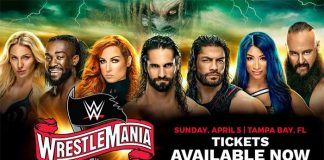 WrestleMania 36 status updated