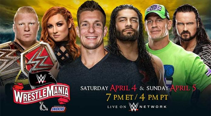 WrestleMania to be held over two nights