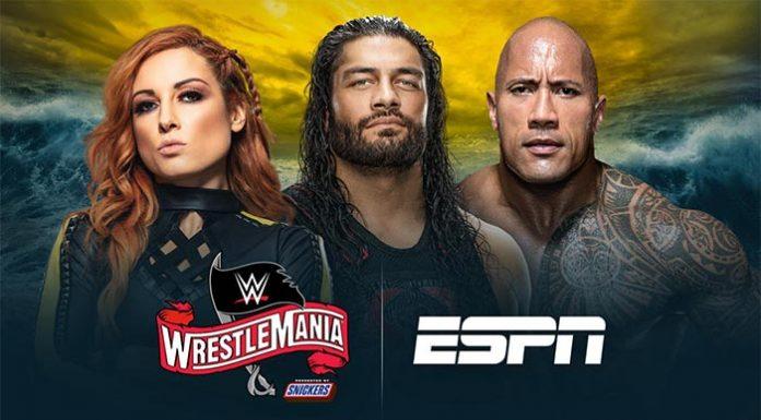 WrestleMania and ESPN