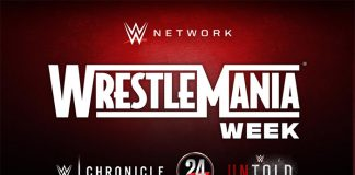 WrestleMania Week content
