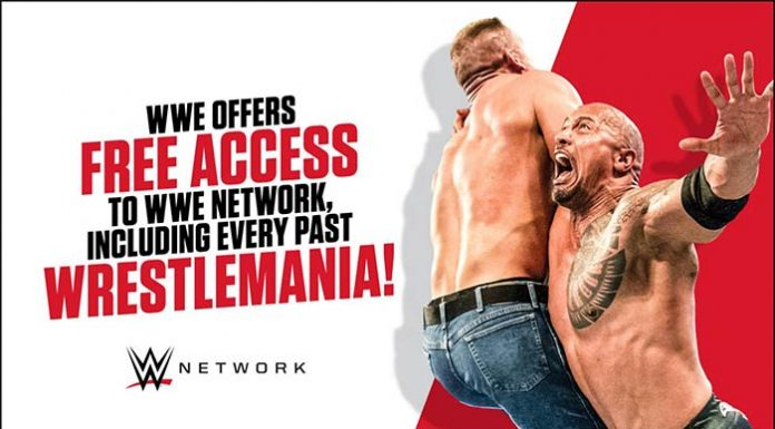 WWE Network offered for free