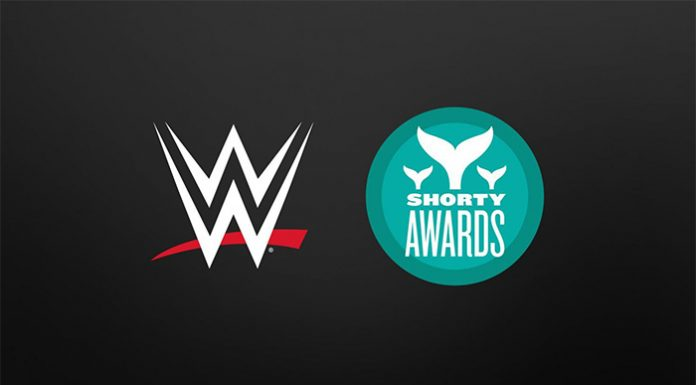 WWE nominated for Shorty Awards