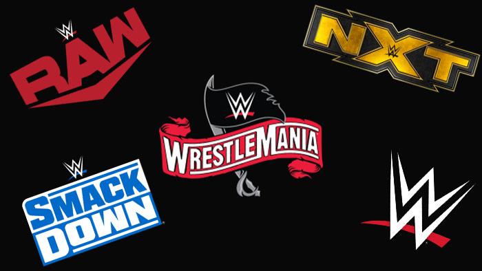 WWE taping through WrestleMania