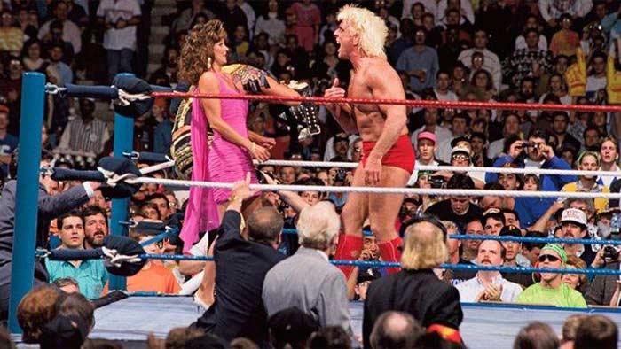 WWF WrestleMania VIII Results