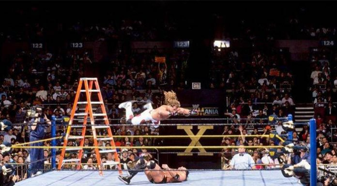 WWF WrestleMania X Results