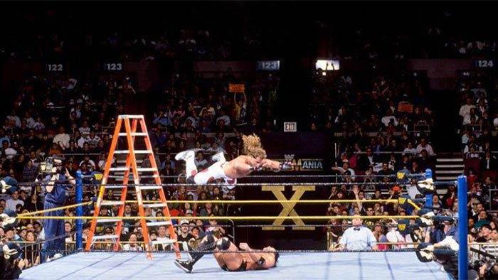 WWF WrestleMania X Results
