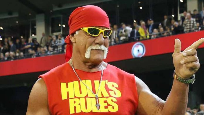 Hulk Hogan preaches repentance as it pertains to COVID-19 pandemic