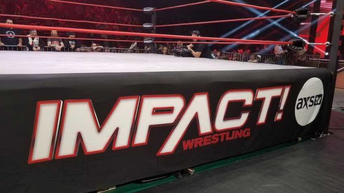 IMPACT taping several weeks of television in Nashville, TN