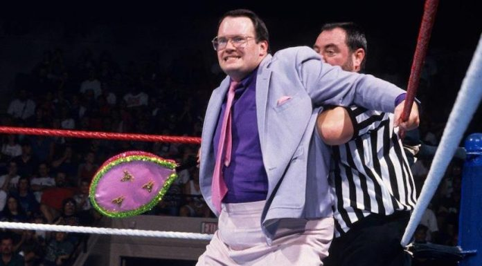 Jim Cornette files to trademark his own name