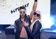 AEW stars Kip Sabian and Penelope Ford announce their engagement