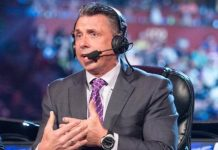 Michael Cole promoted to VP of announcing within WWE