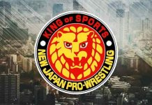 NJPW cancels events through May 4 due to coronavirus
