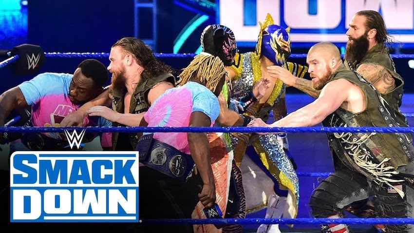 SmackDown Updated Ratings: April 24