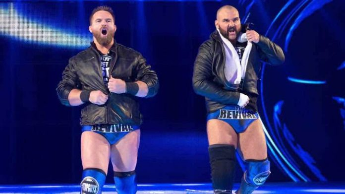 WWE, AEW and IMPACT talent comment on the release of The Revival