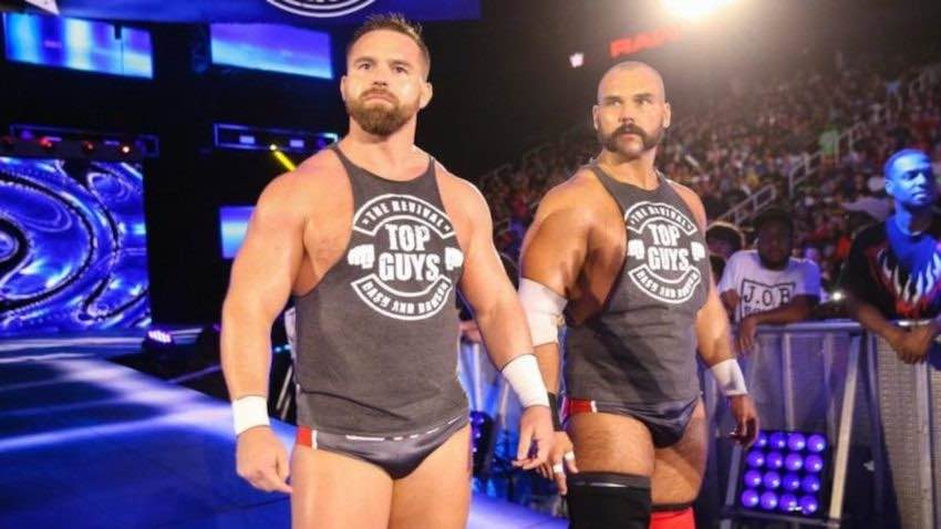 The Revival released by WWE