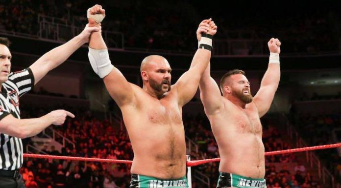 The Revival reveal their new in-ring names