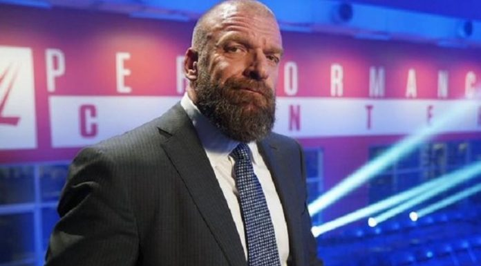 Triple H says thank you to his 25-year celebration in WWE