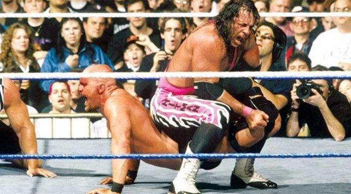 WWF WrestleMania 13 Results