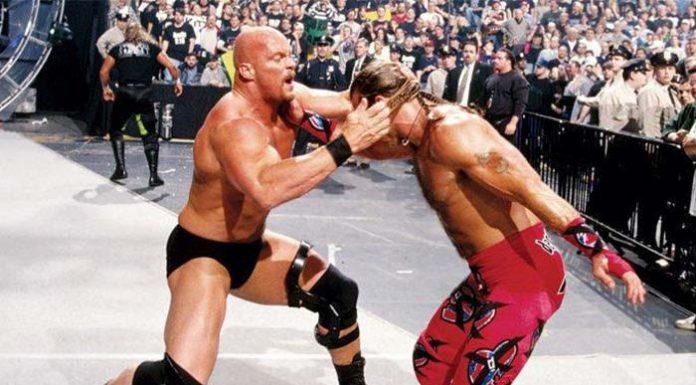 WWF WrestleMania 14 Results