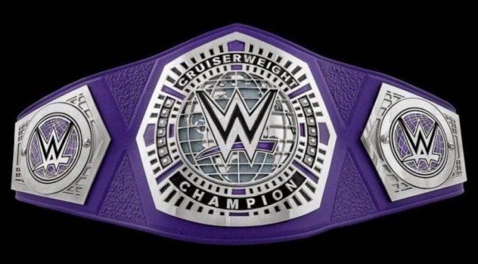 Format for Interim NXT Cruiserweight Championship Tournament