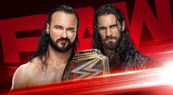 WWE announces Drew McIntyre and Seth Rollins segment for Raw