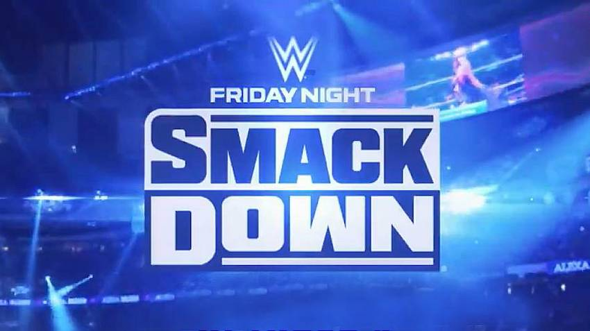 Huge title change on Friday Night SmackDown