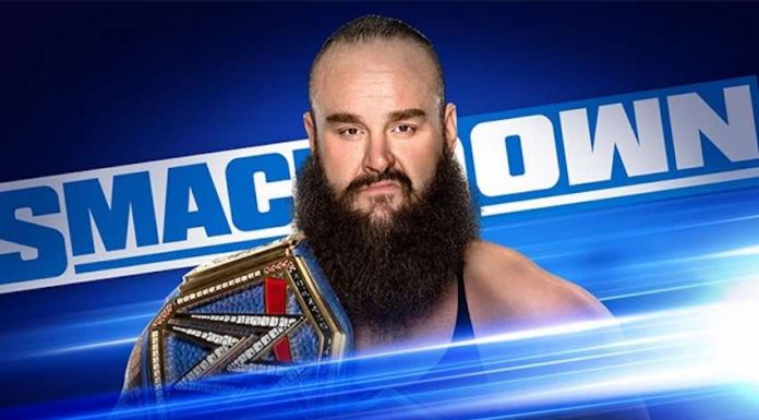 Braun Strowman appearance and Tag Title Match on SmackDown