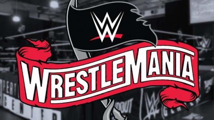 WWE selling new WrestleMania 36 merchanise