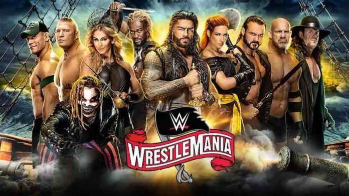 WWE announces more records set during WrestleMania 36 week