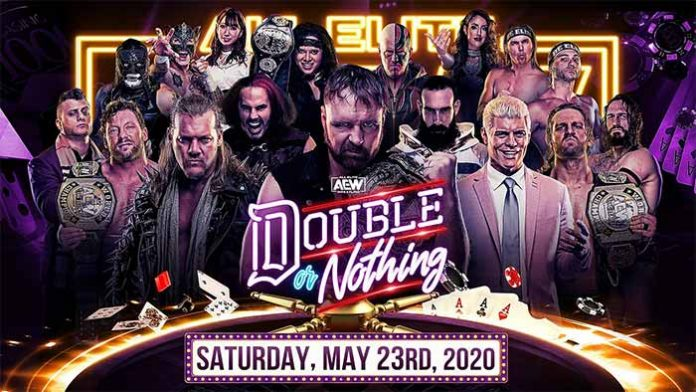 Double or Nothing relocated