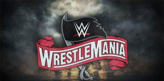 WrestleMania most social