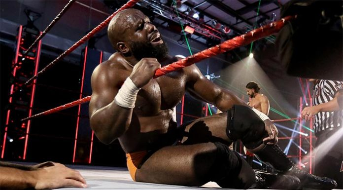 Apollo Crews removed from Money in the Bank
