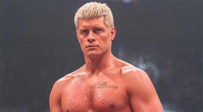 Cody talks safety in AEW