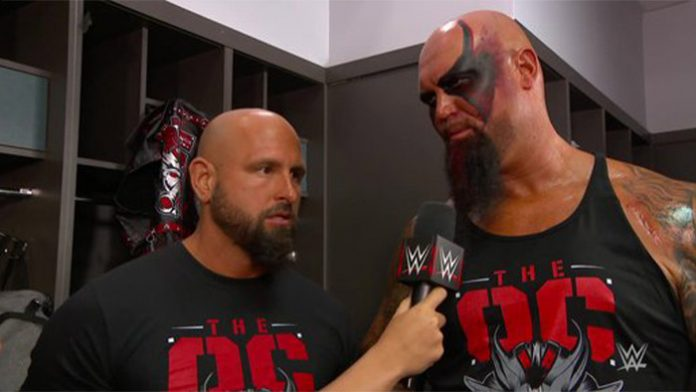 Gallows and Anderson released