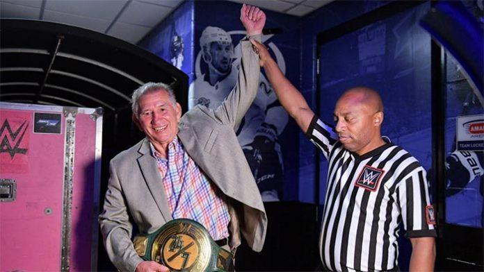 Gerald Brisco furloughed by WWE