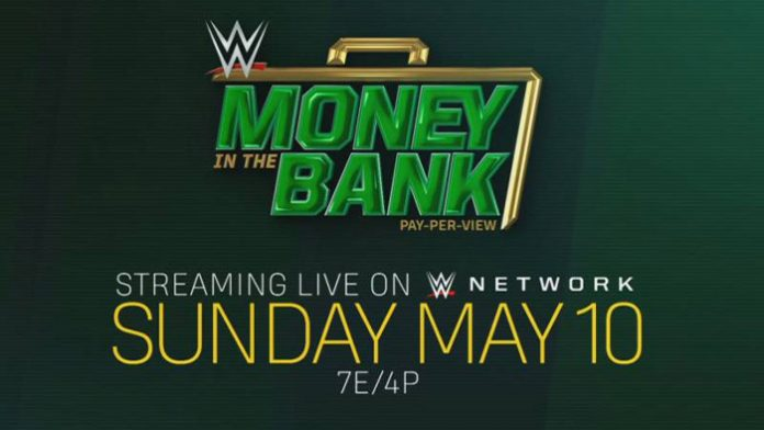 Money in the Bank taping