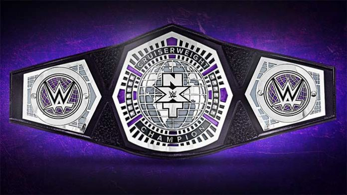 NXT Cruiserweight Title Tournament